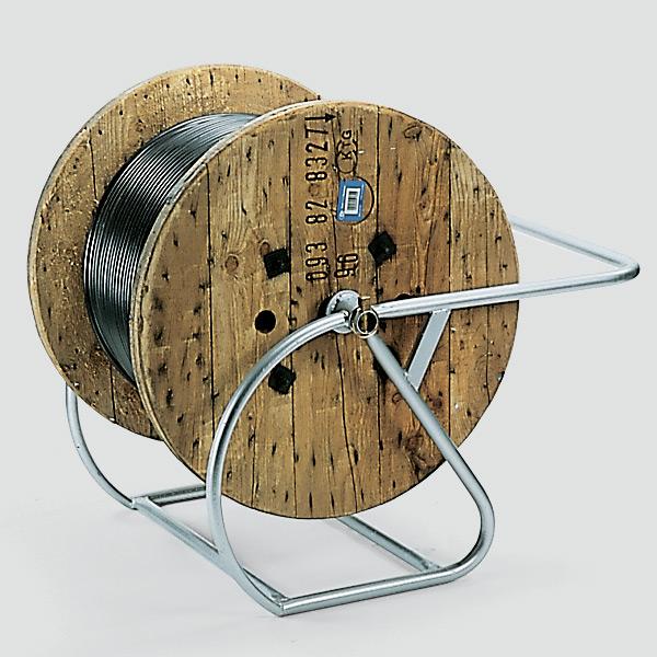 power master 727011 kabeltrommel ohne gestell steckertyp f schukostecker 4 steckdosen 5 m. Black Bedroom Furniture Sets. Home Design Ideas